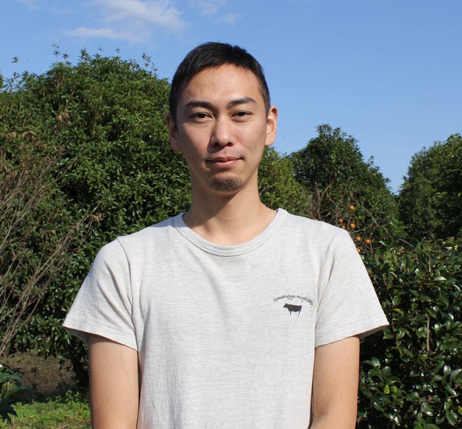 代表取締役社長 矢野 拓也